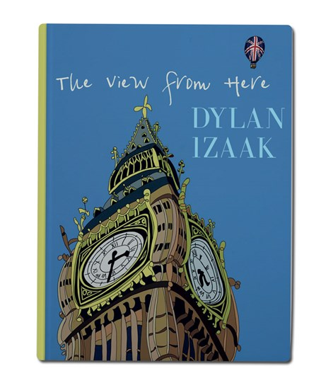 The View From Here, Limited Edition by Dylan Izaak - Limited Edition Book